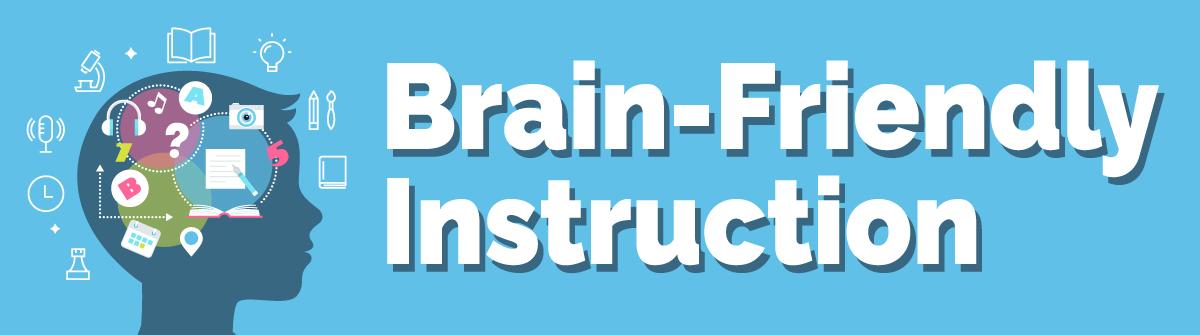 Brain-Friendly Instruction Header