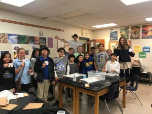 STEMY Academy Group Photo